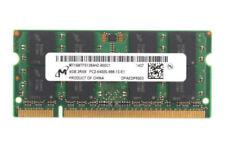 Micron 4gb Pc2-6400 2rx8 Ddr2-800mhz 200pin SODIMM Laptop Memory RAM Non-ecc