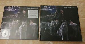 STEVE HACKETT - WOLFLIGHT (SPECIAL EDITION CD+BLURAY HARDBACK MEDIABOOK) GENESIS