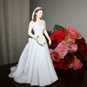 Royal Doulton Figurine Duchess Catherine Wedding Day HN5559 Ltd Edt only 7500 !!