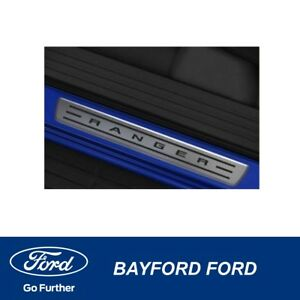 SCUFF PLATE KIT FORD PX2 PXII 2015 RANGER DOUBLE CAB AB3Z99132A08A (2)