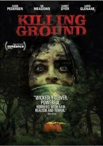 Killing Ground (2016) DVD R0 - Aaron Pedersen, Ian Meadows, Cult Horror Thriller