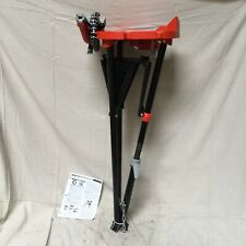 Ridgid 36278 Portable Chain Vise 18 To 12 Pipe Capacity 48 H 1500 Lb Load