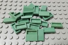 LEGO New Harry Potter Modular Lot of 25 Sand Green 1x2 Tile Pieces