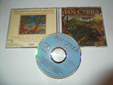 """Jan Cyrka """"Beyond The Common Ground"""" CD FRANCE 1992 Food For Thought Records"""