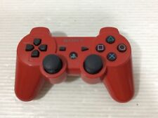 Sony PlayStation 3 Controller Deep Red Dualshock 3 SIXAXIS PS3