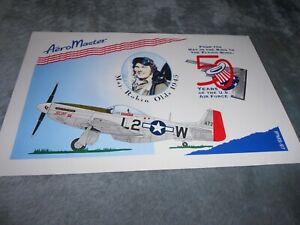 AEROMASTER IPMS-97, 1/48 FROM THE HAT IN THE RING TO THE FLYING WING DECAL SET