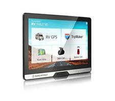 """Rand McNally Rv Tablet 80 8"""" Gps w/ Built in Dash Cam & Free Lifetime Maps"""