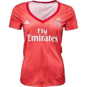 Genuine Adidas Real Madrid Women's 3RD Replica Shirt 2018/2019