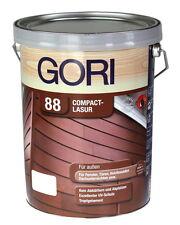 GORI 88 Compact Holzschutz Lasur Kastanie 7806 5 00 Liter