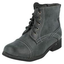 30 Größe Schuhe für Mädchen aus Synthetik mit Reißverschluss