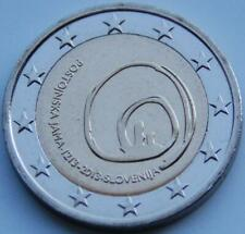 Pièce commémorative neuve de 2 euro ( Slovénie 2013 )