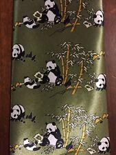 100% Handmade Silk Panda Tie From China Tonno Kai Long