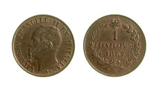 s288_42)  Vittorio Emanuele II (1861-1878)  1 Centesimo Valore 1867 M