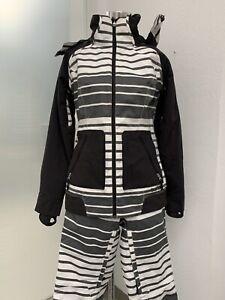 BURTON Snowboard Anzug Jacke und Hose Dryride S neuwertig