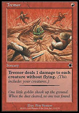 Tremor X4 EX/NM Starter 1999 MTG Magic Cards Red Common