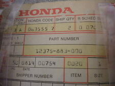 NOS Honda OEM Tappet Cover Gasket All Years Rototiller FR500 12375-883-000