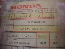 NOS Honda OEM Tappet Cover Gasket All Years Rototiller FR500 12375-883-000