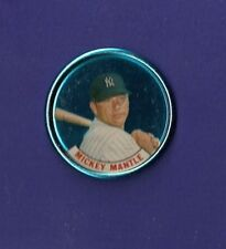 MICKEY MANTLE - 1965 65 OLD LONDON TRADING COIN SPACE MAGIC LTD.  -  NY YANKEES
