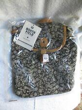 Pottery bArn Northfield Black Ditsy Floral Xs Backpack Rucksack Nwt No Monogram