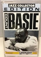 Count Basie Jazz Collector Edition Cassette Tape LL 79 704 Mono