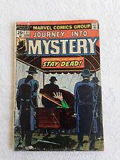 Journey into Mystery #11 (Jun 1974, Marvel) Vol #1 VG