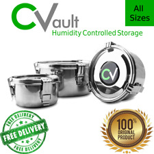 CVault Humidity Controlled Botanical Storage | All Sizes + Free Shipping