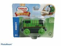 PERCY Thomas Tank Engine & Friends WOODEN Railway BRAND NEW  Wood Train