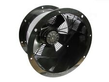 """Industrial Commercial Cased Axial Extractor Duct Fan 250mm (10"""")"""