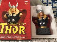 Thor Dynamic Forces Statue Infinity War Endgame Avengers Loki Disney MCU Marvel