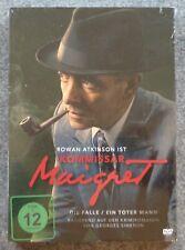 Kommissar Maigret – Rowan Atkinson – DVD – NEU