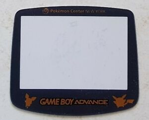 NEW Replacement Pokémon Center ed Screen Lens for Game Boy Advance - Gameboy GBA