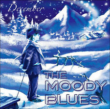 THE MOODY BLUES - DECEMBER - CD - Sealed
