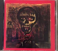 SLAYER - Seasons In Abyss - CD - Metallica Megadeth