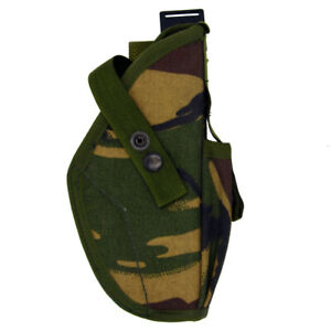 British Army PLCE DPM Holster DPM Camo Pistol 9 mm O/A Other Arms RIGHT HAND