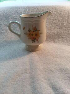 Vintage Sangostone 4 Inch Butterfly Creamer -Korea