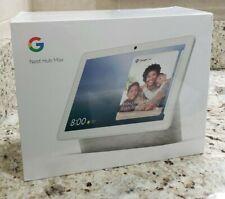 Google Nest HUB MAX Smart Display CHALK - NEW SEALED