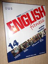 DVD LIBRO N° 14 ENGLISH FITNESS DIVERTITI AD ALLENARE IL TUO INGLESE CORRIERE