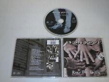 BON JOVI/KEEP THE FAITH (JAMBCO/MERCURY 0791 822) CD ÁLBUM