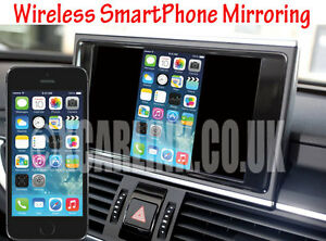 Car Wifi Wireless Smartphone Mirroring Interface Android iPhone Supports iOS12