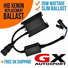 1x 35W H1 H3 H7 HID REPLACEMENT XENON Slim Ballast CONVERSION KIT AC