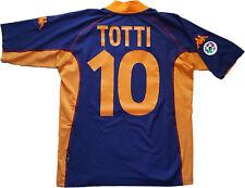 Maglia Roma Totti 2001 2002 Scudetto Kappa Ufficiale Kombat (XL) Away Jersey