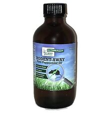 Go-Green Rodent-Away Pure Peppermint Oil; Non-Toxic Mouse-Rat Trap Alternative