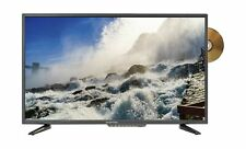 "Sceptre 32"" Class Hd (720P) Led Tv (E325Bd-Sr) with Built-in Dvd Player Black"