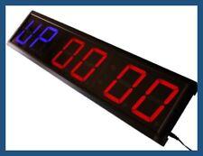 Crossfit Sports & MMA Interval Training Digital Timer 6-Digits 26″L (Medium)