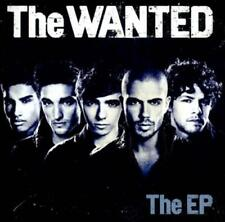 THE WANTED (BOY BAND) - THE WANTED [EP] USED - VERY GOOD CD