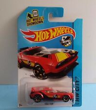 2013 Mattel Hot Wheels City HW Goal Fast Fish #17