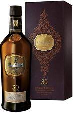 Glenfiddich - Single Malt Scotch 30 year old Whisky 70cl release 2018