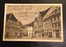 Antike Postkarte Ansichtskarte Ravensburg 1913 ..