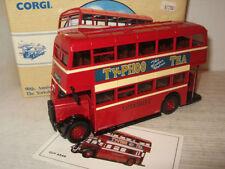 Bus miniatures Corgi 1:50