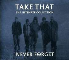 Never Forget - The Ultimate Collection - Take That CD RCA